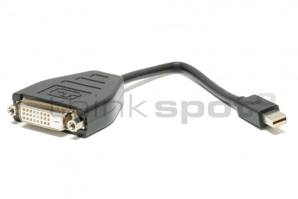 Mini-DisplayPort-DVI-Adapter