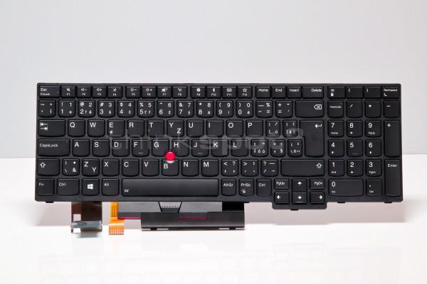 Backlight-Tastatur T570/T580/P51s/P52s (CZS)