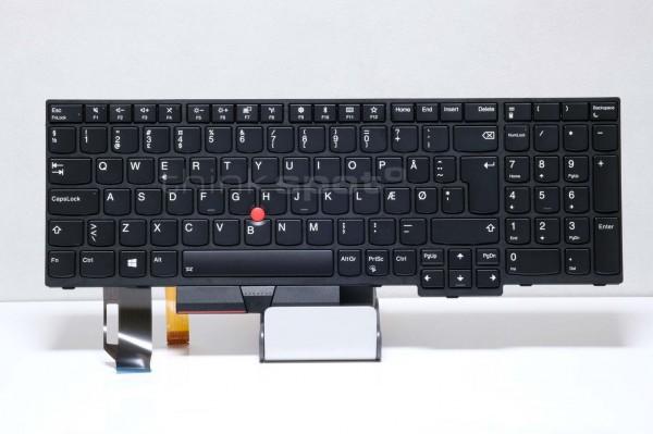 Backlight-Tastatur T590/L580/E580/P52 (DK)