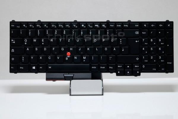 Backlight-Tastatur P50/P70
