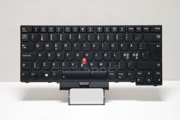 Backlight-Tastatur T480s / L380 (Nordic)