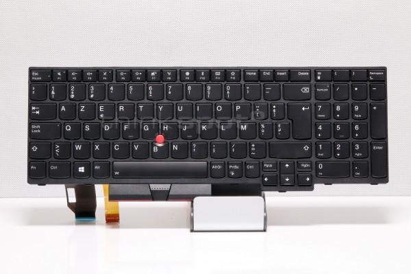 Backlight-Tastatur T590/L580/E580/P52 (BE)
