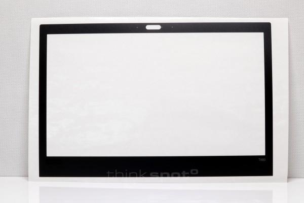 LCD Bezel Sheet T480