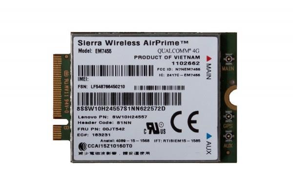 LTE-Karte Sierra EM7455