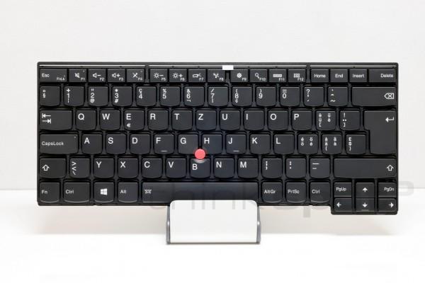 Backlight-Tastatur T460s (CH)
