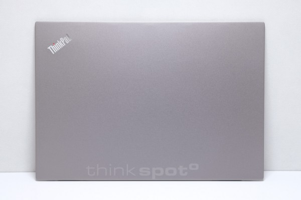 Top Cover L390 (silber)
