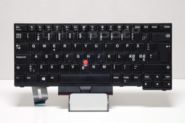 Tastatur T480s/T490/L380 (Nordic)